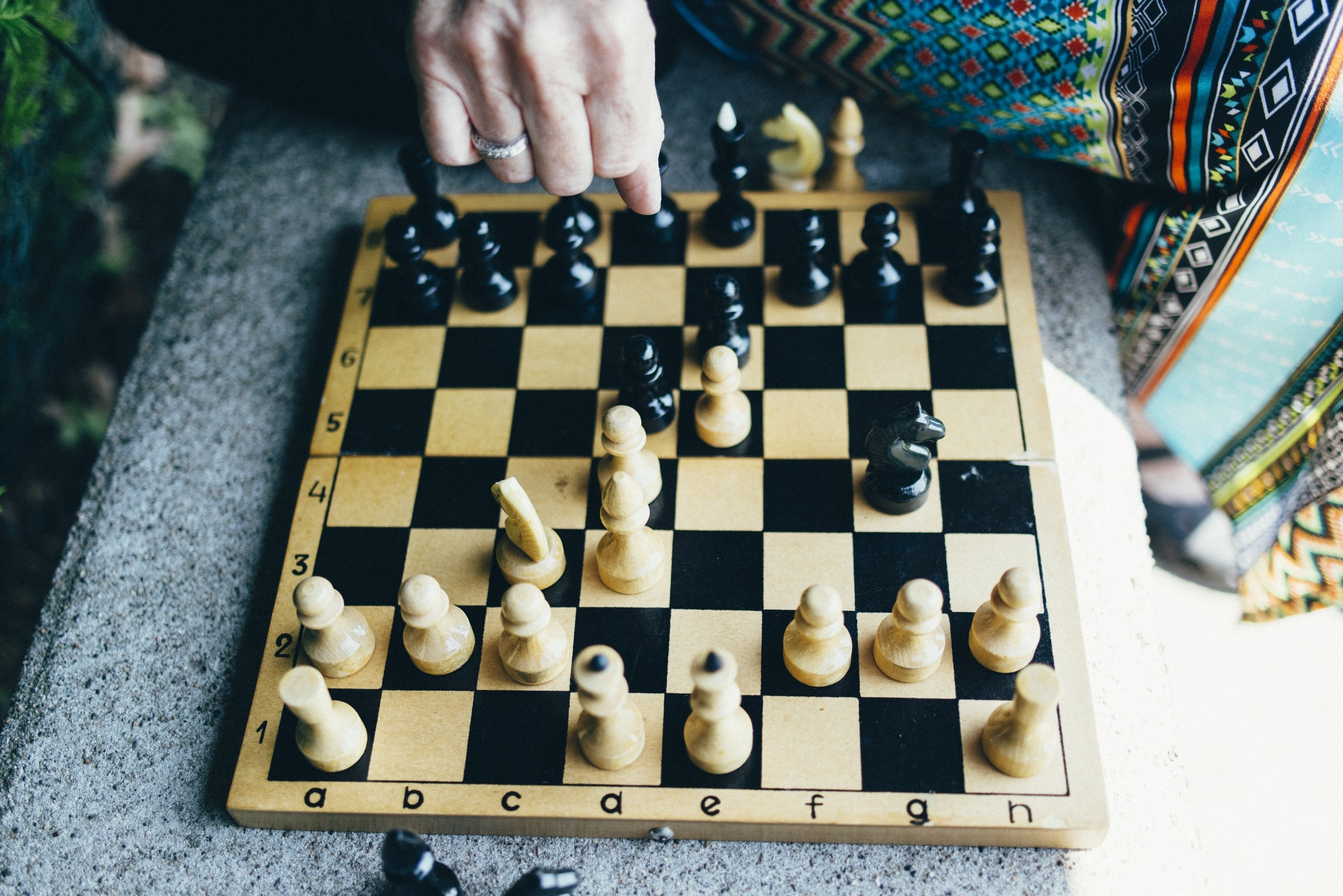 Your Next Move for Business Survival